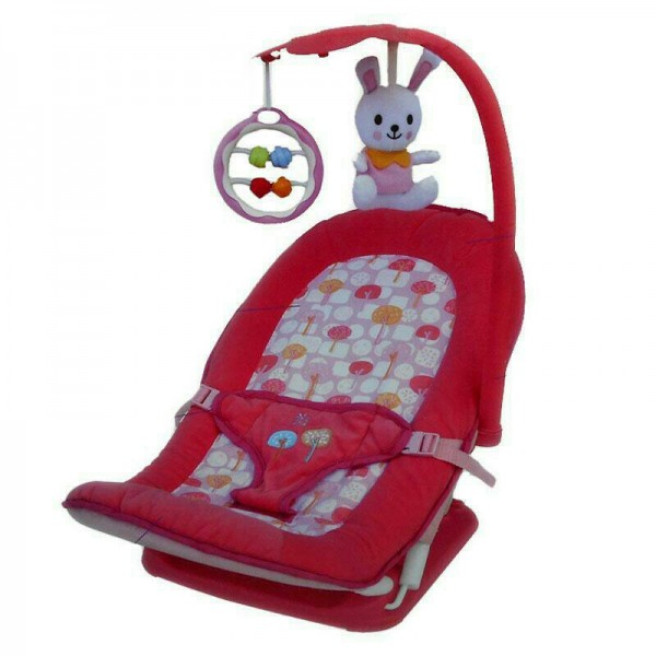 Kursi bayi Bouncer lipat Fold up Infant Seat Babyelle