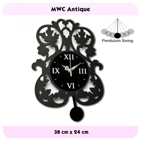 JAM DINDING SWING ANTIQUE