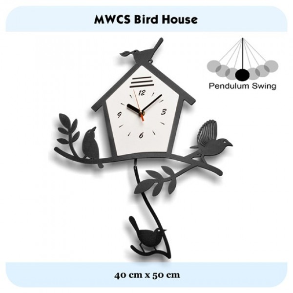 JAM DINDING BIRD HOUSE