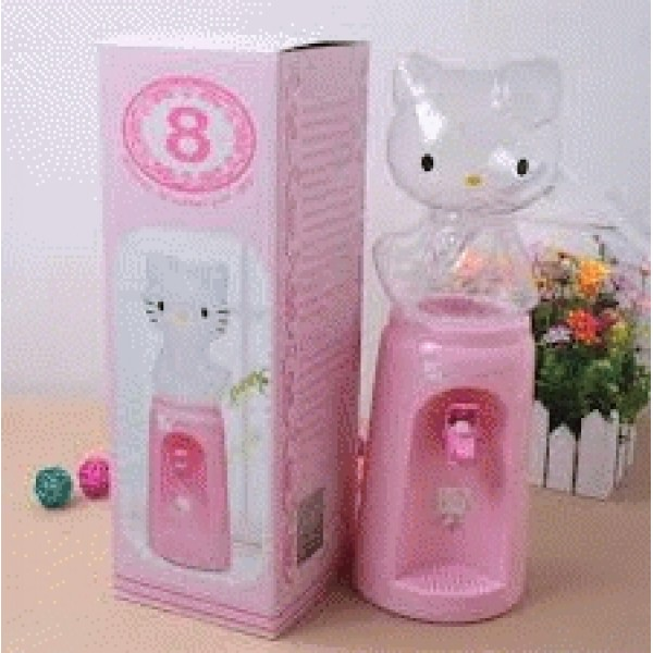 MINI DISPENSER HELLO KITTY