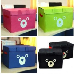 BOX PENYIMPANAN BERUANG ~ BEAR STORAGE BOX