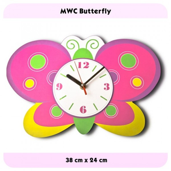 JAM DINDING BUTTERFLY
